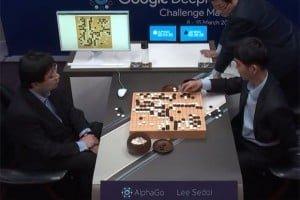 Sztuczna inteligencja pokonała mistrza świata w Go