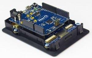 CleO – dotykowy wyświetlacz graficzny dla Arduino
