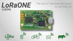 LoRaONE – miniaturowa płytka do IoT zgodna z Arduino