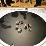 Wyścigi robotów podczas zawodów w Rzeszowie