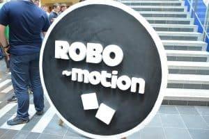 Fotorelacja – zawody robotów ROBO~motion 2016