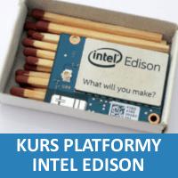 Kurs programowania Intel Edison