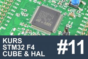 Kurs STM32 F4 – #11 – Komunikacja przez USB
