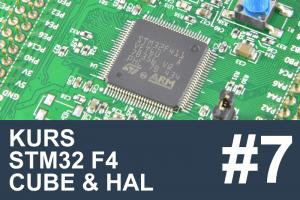 Kurs STM32 F4 – #7 – Komunikacja przez UART