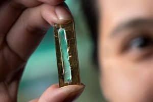 Żel ze szkła akrylowego wydłuża żywotność akumulatorów