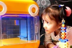 MiniToy – drukarka 3D przeznaczona dla dzieci