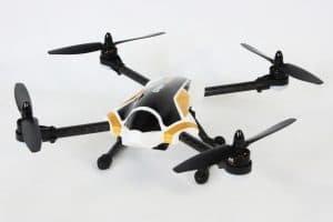 Recenzja quadrocoptera z Gearbest – model XK X251