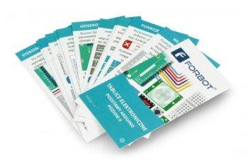 15 kart z najważniejszymi informacjami