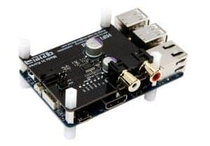 Odroid HiFi Shield.