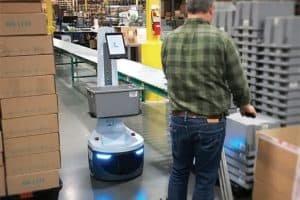 Locus Robotics tworzy alternatywę dla robotów Kiva