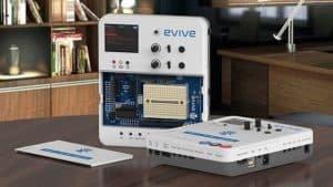 Evive, to edukacyjna platforma oparta o Arduino
