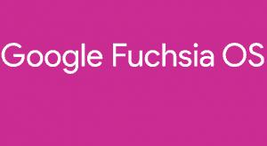 Fuchsia, nowy system operacyjny od Google