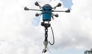 Mine Kafon dron w służbie bezpieczeństwa