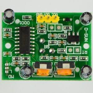 PIR HC-SR501 – dół.
