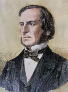 George Boole.Źródło zdjęcia: Wikipedia.