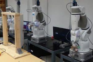 Roboty Google uczą się od siebie nawzajem