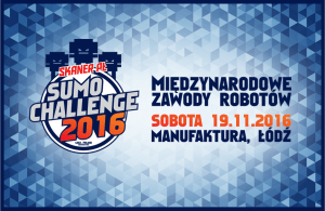 Sumo Challenge 2016, 19.11.2016 – Łódź
