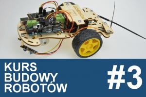 Kurs budowy robotów – #3 – konstrukcja mechaniczna