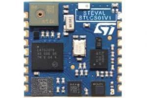 SensorTile – czujniki i Bluetooth w miniaturowym wydaniu