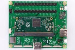 Nowe, szybsze moduły przemysłowe od Raspberry