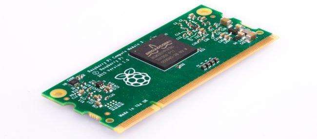 Nowa wersja modułu CM3.
