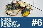 Kurs budowy robotów – #6 – Światłolub (sterowanie latarką)