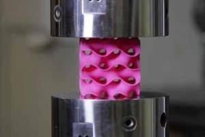 Lekka i wytrzymała struktura 3D z grafenu