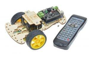 Kurs budowy robotów – #8 –  zdalne sterowanie IR (RC5)