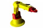 LittleArm 2C – niewielkie ramię robota z Kickstartera