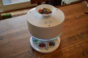 Oryginalny sorter cukierków