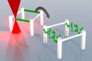 Usuwalny atrament do fotopolimerowego druku 3D