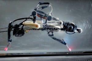 Robot-struś nie myśli, tylko biegnie