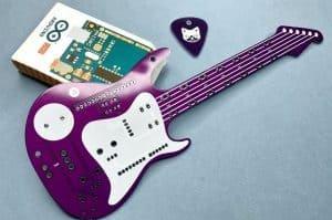 Fenderino – prawdziwie muzyczny shield Arduino