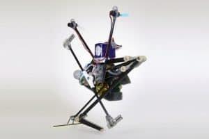 Salto-1P – nowa wersja najzwinniejszego skaczącego robota