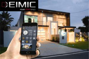 Inteligentny dom z polskim systemem DEiMiC