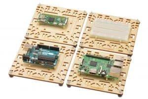 Uniwersalne podstawki do Arduino, Raspberry Pi oraz…