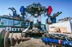 Mech z USA gotowy na pojedynek gigantycznych robotów