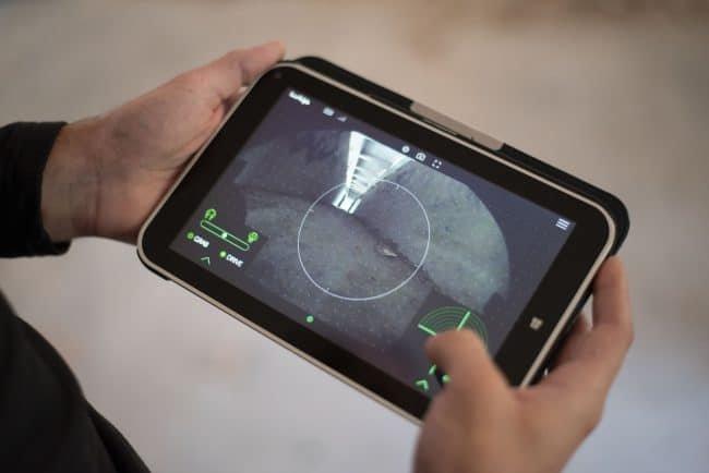 Turtle App - webowa aplikacja do sterownia łazikiem.