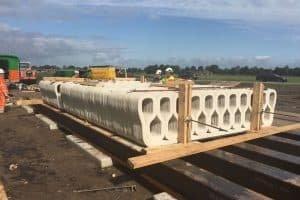Pierwszy betonowy most rowerowy wydrukowany w 3D!