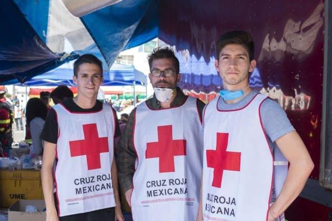 Zespół z CMU w Meksyku.