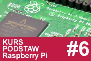 Kurs Raspberry Pi – #6 – instalacja/komunikacja przez sieć