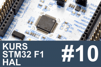 Kurs STM32 F1 HAL – #10 – wyświetlacz graficzny na SPI