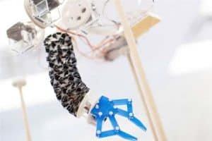 TWISTER – miękki robot zainspirowany origami
