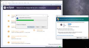 Ostrzeżenie Zapory Windows Defender.