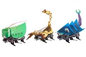 Nadchodzą zwinne, inteligentne i tanie robo-zabawki?