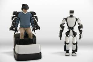 Nowy robot Toyoty precyzyjnie naśladuje ruchy człowieka