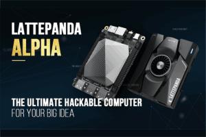 LattePanda Alpha – płytka wydajniejsza od MacBooka!