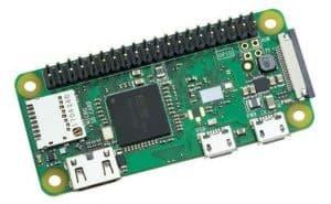 Nowe Raspberry Pi Zero WH trafiło do sprzedaży