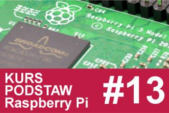 Kurs Raspberry Pi – #13 – PWM, wejścia, skrypty z kamerą