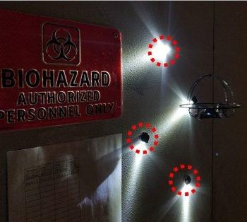 Zastosowanie dronów w niebezpiecznych miejscach.